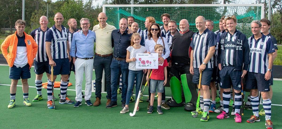 HDM hockey veteranen team